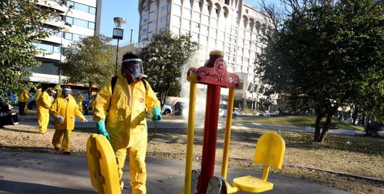 Tucumán y un importante aumento de contagios de coronavirus este domingo   El Diario 24