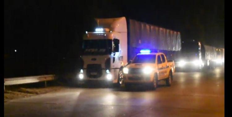 Invitaron a almorzar a un camionero que llegó de Santa Fe y toda una familia terminó aislada | El Diario 24