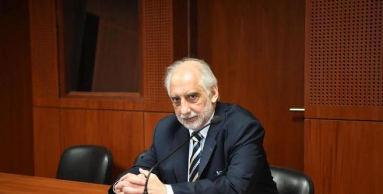 Alberto Lebbos junta firmas para que se juzgue al exfiscal Albaca | El Diario 24