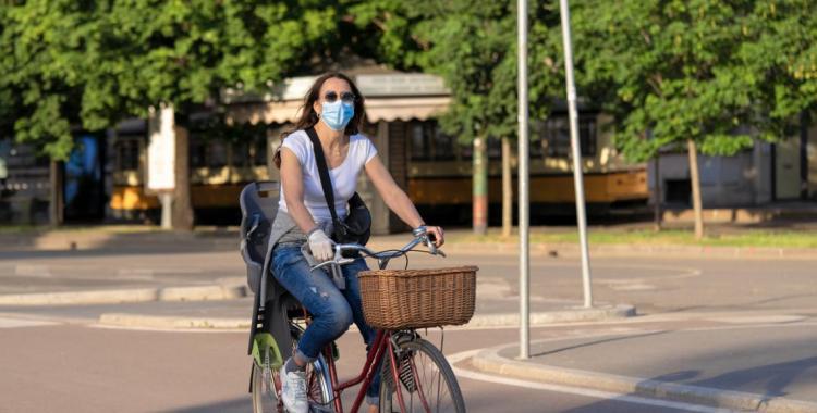 El uso de la bicicleta está demostrando ser una aliada en la pandemia   El Diario 24