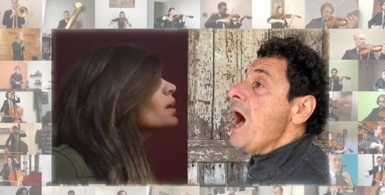 VIDEO: Emotiva reversión de Puente de Ricardo Mollo y Lula Bertoldi en el cumpleaños de Cerati   El Diario 24