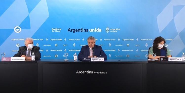 Alberto Fernández: Argentina va a producir entre 150 y 250 millones de vacunas destinadas a toda Latinoamérica | El Diario 24