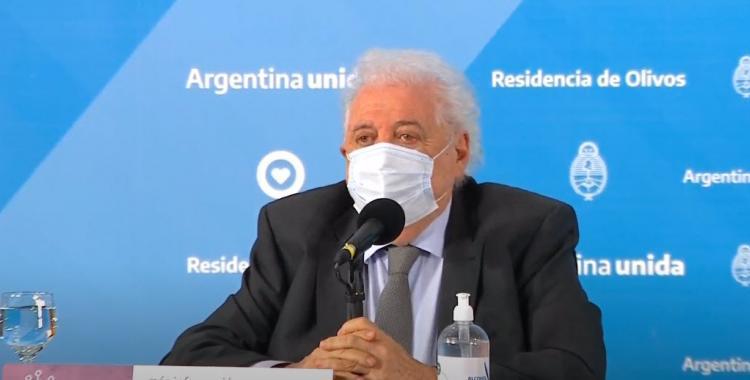 Ginés González García advirtió sobre el alarmante crecimiento de casos de coronavirus en Argentina   El Diario 24