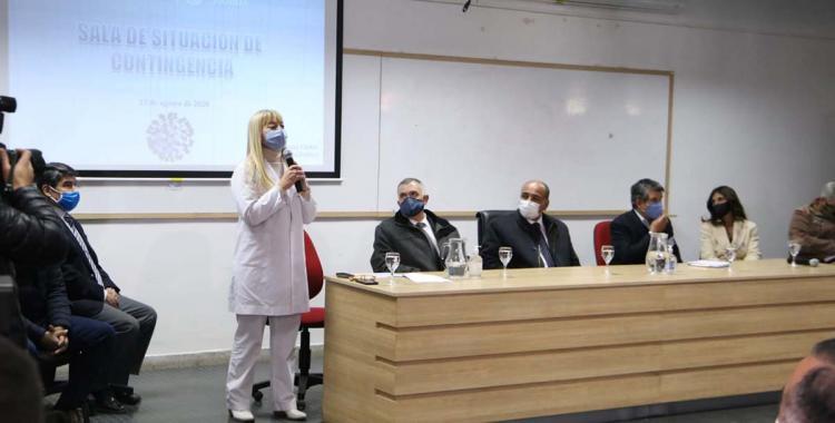 Tucumán alcanzó los 500 casos de coronavirus: ¿cuál es la condición de los infectados? | El Diario 24