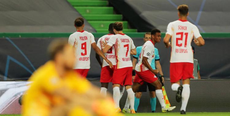Sobre la hora, Leipzig hace historia y elimina al Atlético Madrid | El Diario 24