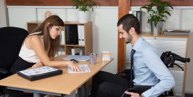 Las personas con discapacidad podrán ser contratadas en el sector público   El Diario 24