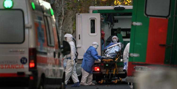 Argentina cierra el viernes con más de 6.300 contagios de coronavirus | El Diario 24