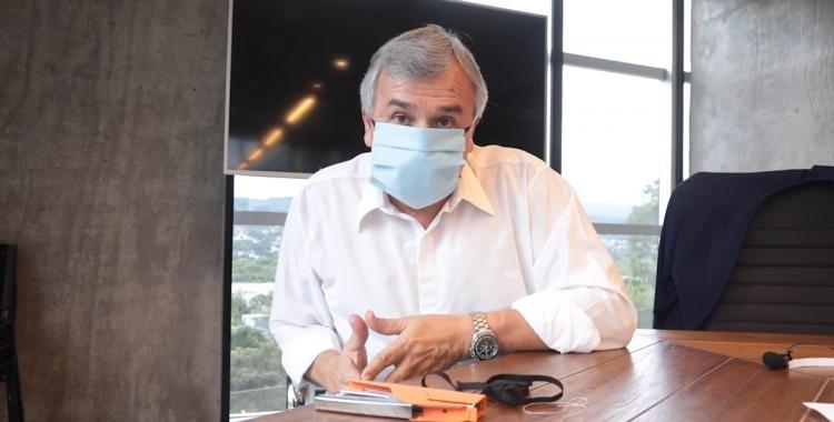 El gobernador Gerardo Morales dio positivo de coronavirus | El Diario 24
