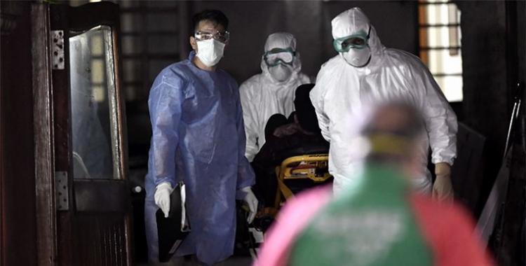 El coronavirus avanza sin frenos: Más de 5.650 víctimas desde el inicio de la pandemia en el país | El Diario 24