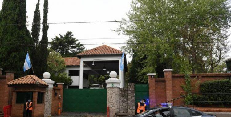 Cambian la guardia presidencial de Olivos por cuatro casos de Covid-19 | El Diario 24