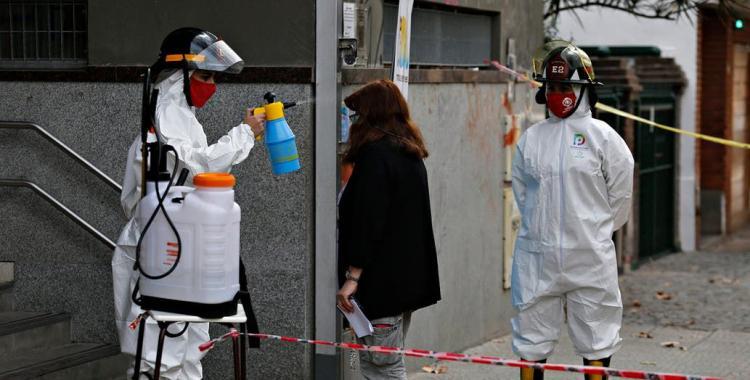 Coronavirus: murieron 135 personas y se diagnosticaron 12.725 casos este miércoles   El Diario 24