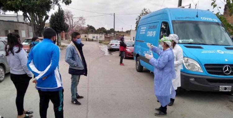 Coronavirus en Tucumán: 2 nuevas muertes y 403 casos en lo que va del jueves | El Diario 24