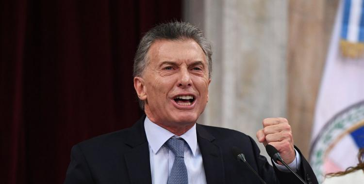 Los mensajes que Nieto intentó borrar de su celular complican a Macri   El Diario 24
