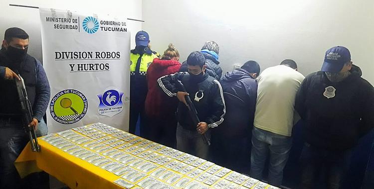 Rompevidrios detenidos: tres hombres y una mujer habían robado 50 mil dólares a un secretario de fiscalía   El Diario 24