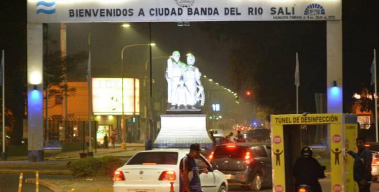 Coronavirus: Banda del Río Salí endurece medidas y aplicará multas de hasta $100.000 | El Diario 24