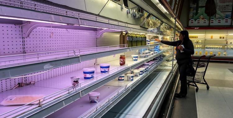 Advierten que faltará leche en las góndolas de todo el país   El Diario 24