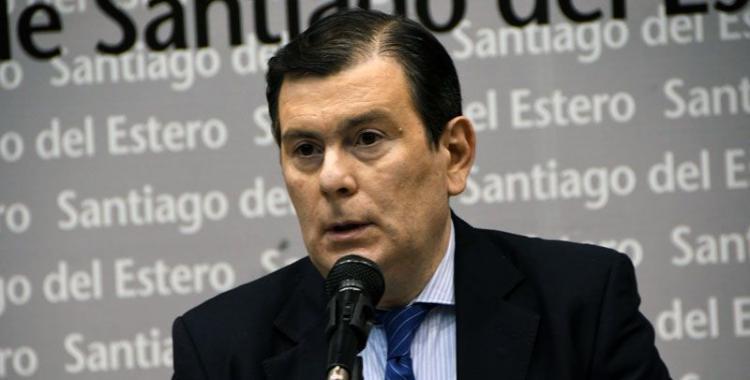 Gerardo Zamora desmintió nuevas habilitaciones de actividades y pidió no compartir información por WhatsApp | El Diario 24