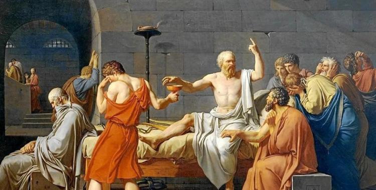 Sócrates y Jesucristo en los boletos de colectivo y en los memes | El Diario 24