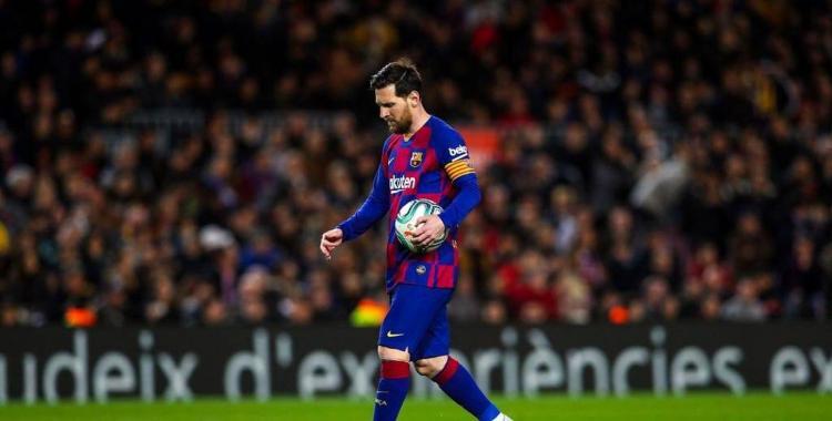 Lionel Messi informó al Barcelona su deseo de abandonar el club | El Diario 24