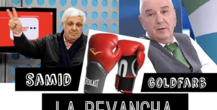 ¿Pagarías por verla? Samid le ofreció la revancha para pelear a Mauro Viale | El Diario 24