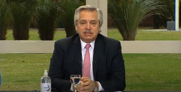 Alberto Fernández cuestionó otra vez la concentración económica en la Ciudad y habló de cambiar la Argentina injusta   El Diario 24
