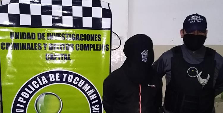 Tenía pedido de captura y lo atraparon cuando huía tras cometer un robo en el barrio Alejandro Heredia | El Diario 24