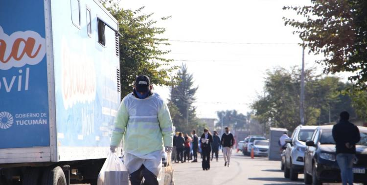 Miércoles negro: Tucumán cierra la jornada con 4 muertes y cerca de 280 casos de coronavirus | El Diario 24
