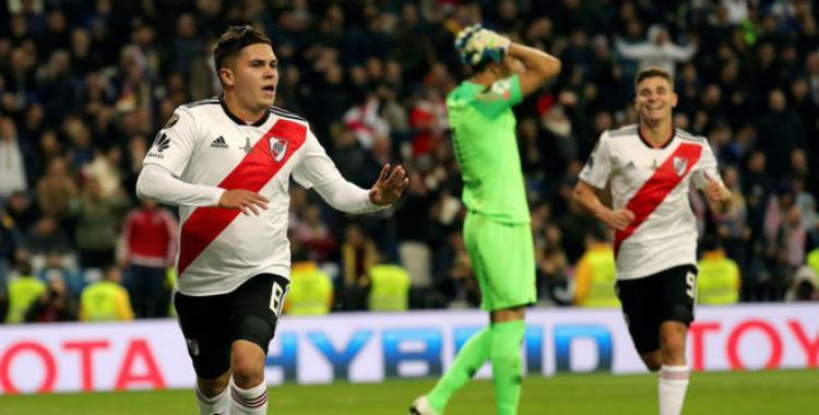 Festeja Boca: Juanfer Quintero se va de River | El Diario 24