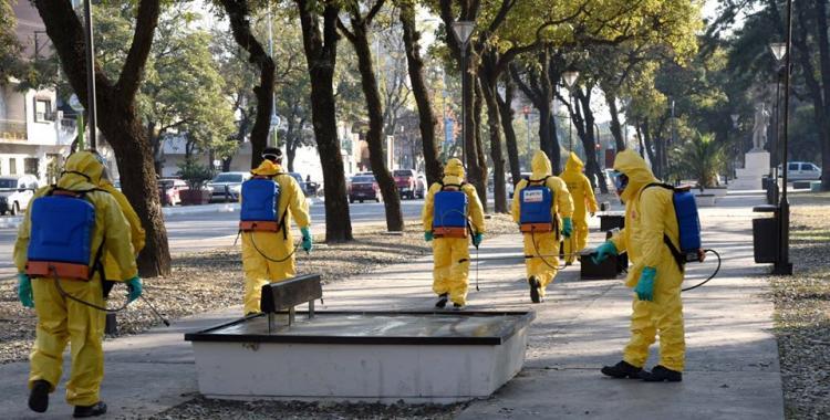 ¿Cuántos casos de coronavirus sumó San Miguel de Tucumán este jueves? | El Diario 24