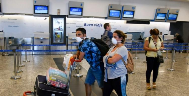 El Ministerio de Transporte presentó los protocolos para que vuelvan los vuelos de cabotaje | El Diario 24