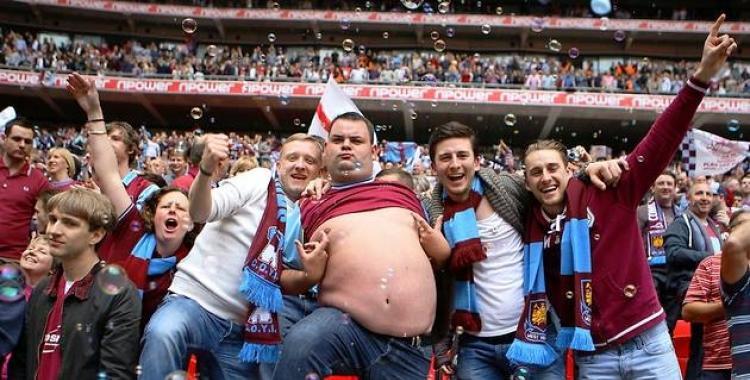 La sorprendente idea del West Ham para que sus hinchas vuelvan a la cancha | El Diario 24