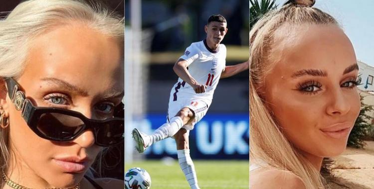 Mirá que dijo Foden, tras ser expulsado de la selección de Inglaterra, por ingresar modelos a la concentración | El Diario 24