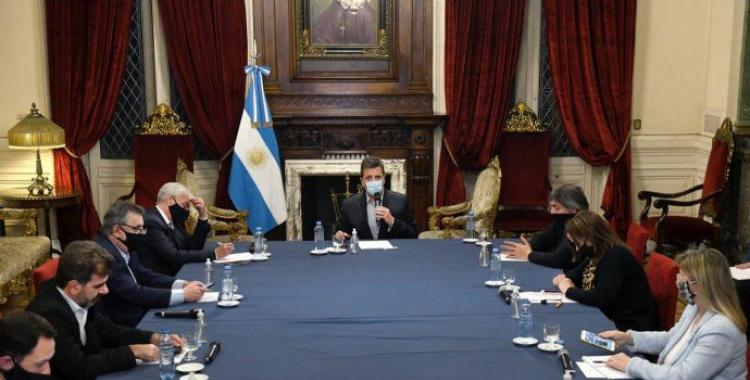 Hubo cuerdo entre el oficialismo y Juntos por el Cambio por la continuidad de las sesiones | El Diario 24