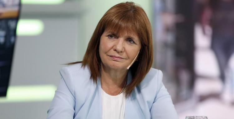 Patricia Bullrich tuvo que ser internada por una insuficiencia respiratoria | El Diario 24