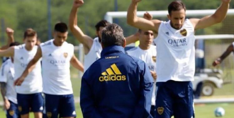 Los 12 jugadores de Boca que recibieron el alta médica | El Diario 24