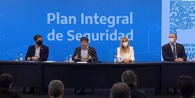Kicillof anunció aumentos para la Policía Bonaerense y exigió que se levanten las protestas | El Diario 24