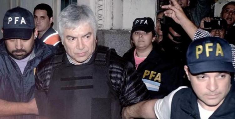 Lázaro Báez abandonó el Penal de Ezeiza camuflado y se dirigió a un domicilio desconocido aún | El Diario 24