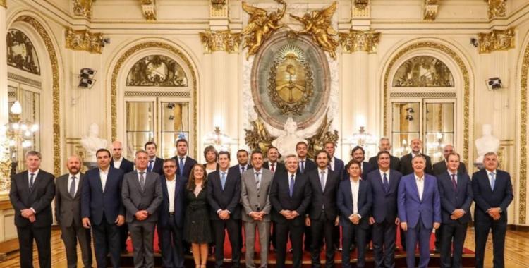 Varios gobernadores pidieron a Fernández abrir el diálogo en la equidad distributiva de los recursos   El Diario 24