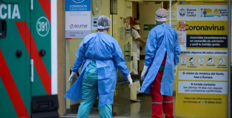 Argentina registró 386 muertes en las últimas 24 horas y 13.305 casos positivos | El Diario 24
