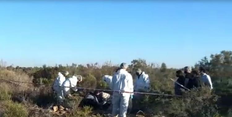 Hallaron un cadáver enterrado en un descampado y sería de un empresario secuestrado | El Diario 24