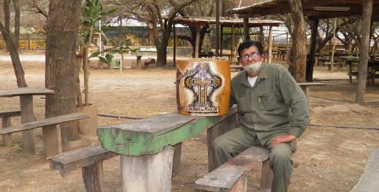 Froilán González sigue haciendo bombos en un patio triste por el momento | El Diario 24