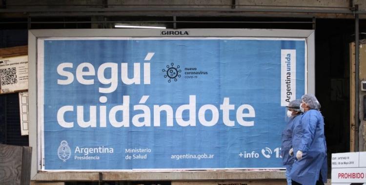 Argentina cierra la semana con 254 muertos y 8.431 nuevos casos de Coronavirus | El Diario 24