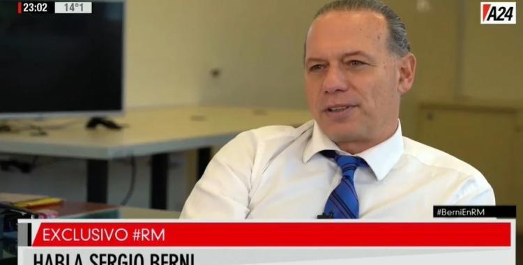 VIDEO Sergio Berni cargó contra los organismos de DDHH y aseguró que cobran los sueldos más altos y no quieren trabajar | El Diario 24