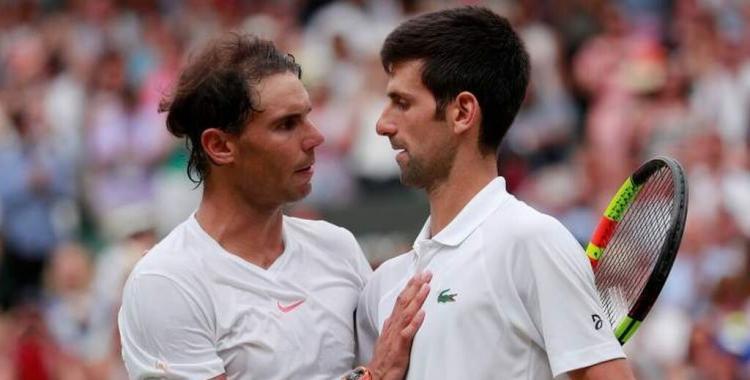 La grieta del tenis: Nadal, enfadado con Djokovic   El Diario 24