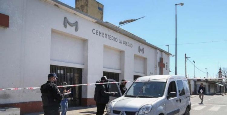 Un joven recibió un disparo en la cabeza frente al cementerio, cuando sepultaban a un amigo | El Diario 24