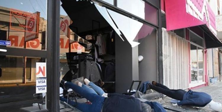 Temporal con ráfagas de viento de más de 130 kilómetros por hora destrozó vidirieras | El Diario 24