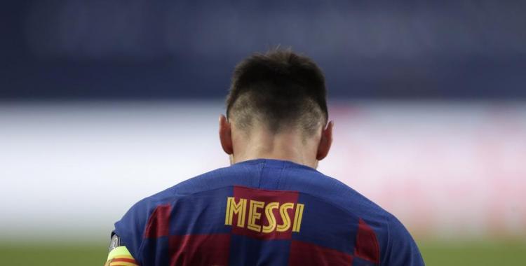 Messi deberá elegir entre la Selección y el clásico Barcelona-Real Madrid | El Diario 24