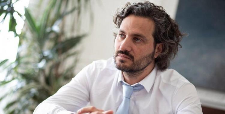 Cafiero le respondió a Duhalde: Está mal, lo tiene que cuidar la familia | El Diario 24