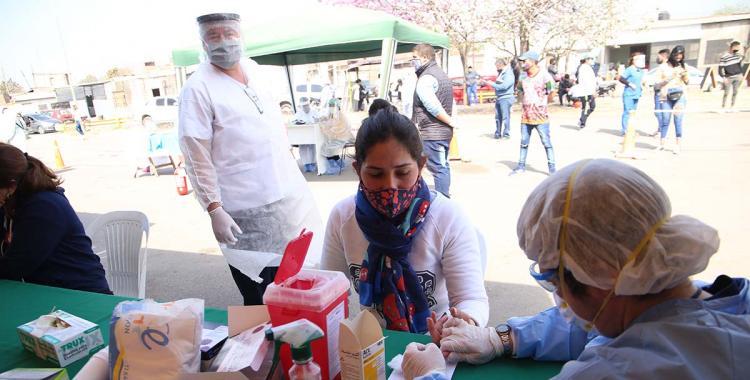 Domingo negro: Tucumán registró 11 muertes y un nuevo récord de contagios diario de Coronavirus | El Diario 24