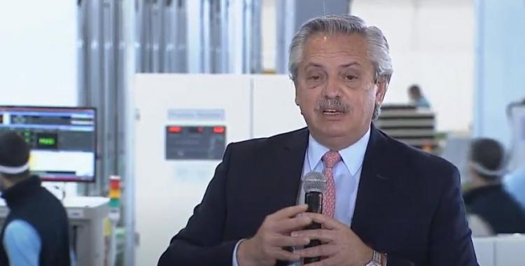 Alberto Fernández llamó a cuidar los dólares y cargó contra Macri y los diarios que mienten | El Diario 24